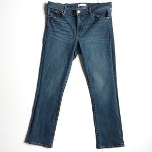 LOFT Medium Wash Original Slim Regular Jeans